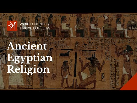 Ancient Egyptian Religion: How were the Ancient Egyptian Gods and Goddesses Worshipped?