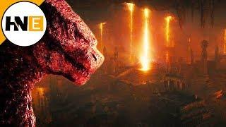 Godzilla's Secret Lair Explained | Godzilla King of the Monsters