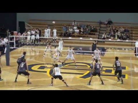 UCI Men's Volleyball vs. Long Beach State 4/9/2016