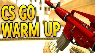 Improve Your Aim! CS GO Warm Up Map - Training Bot Aim V4B