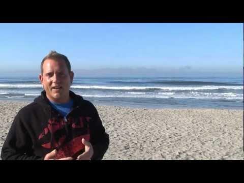 Tsunami San Diego March 2011 Live broadcast