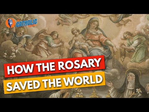 How the Rosary Became the Church's Most Popular Prayer