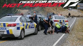 Need For Speed Hot pursuit - End of the line