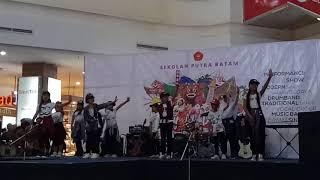 Dance I LOVE INDONESIA(vj daniel)putra batam schol