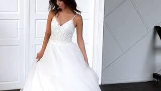 Свадебное платье современной принцессы