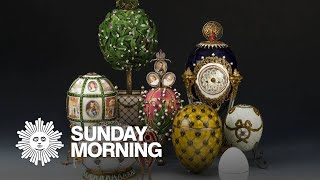 Fabergé eggs: Jewels of the Russian crown