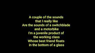 ELTON JOHN Saturday Night's Alright For Fighting (+lyrics)