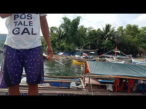 The Small Fishing Boats Of The Philippines
