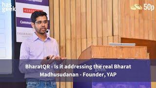 BharatQR - Is it addressing the real Bharat