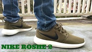 Men 's Roshe Two Shoes. Nike NZ.