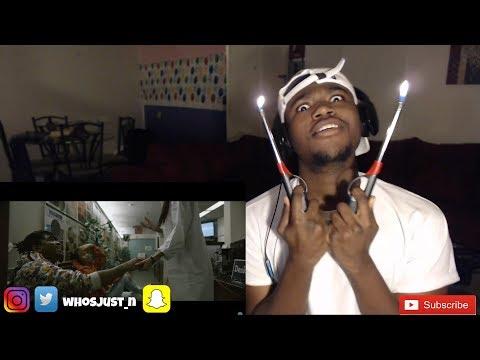 Keith Ape x Ski Mask The Slump God - Achoo! (Official Music Video)-REACTION