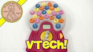 VTech Bubble Gum Machine - Phonics Fun Electronic Toy