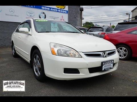2007 Honda Accord Hybrid Exl Sedan