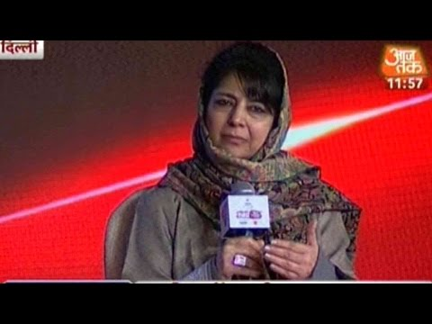 Mehbooba Mufti: Don't Want To Become Jammu and Kashmir Chief Minister