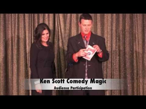 Ken Scott Comedy Magic