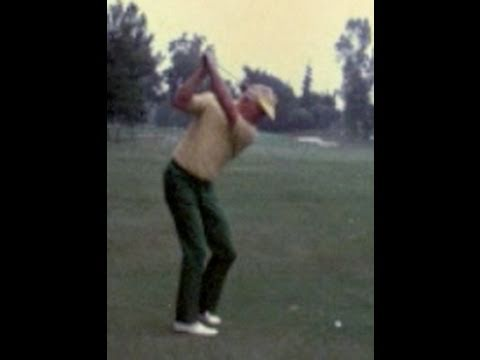 Mike Austin Golf Swing Montage - Golf's 515-Yard Man