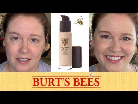 Burt's Bees Goodness Glows Liquid Makeup (Dry Skin)