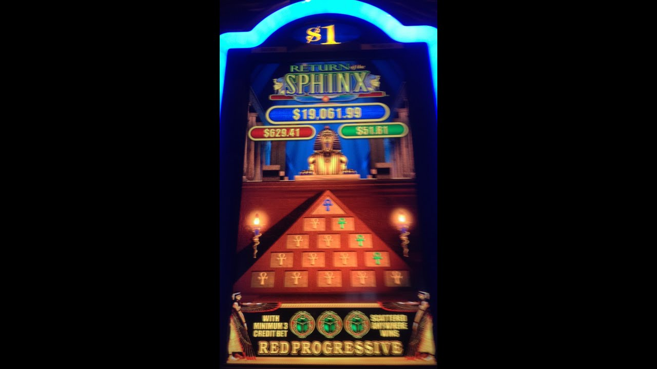 Slot Machine Sphinx