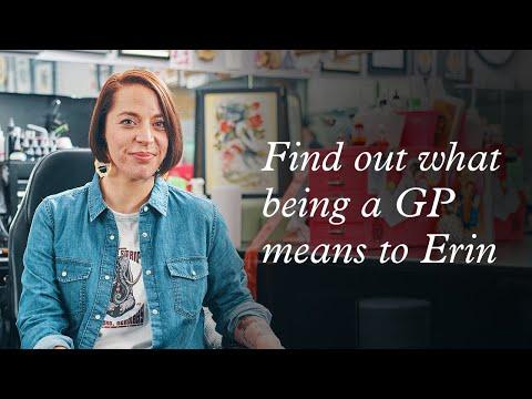 Become a GP - Erin