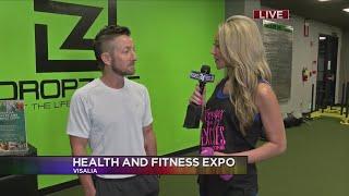 Visalia Health & Fitness Expo, segment 2