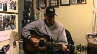 Dwight Yoakam  It only hurts when i cry (cover)