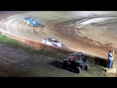 Sportsman Feature @ Wartburg Speedway  (4-8-17)
