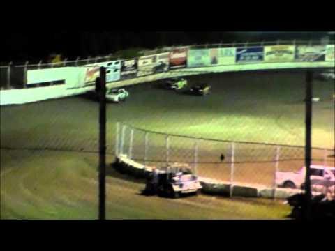 Flyin Ryan Powers Kennedale Speedway Park 4.30.16