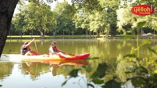 Sports and Activities at the Camping Yelloh! Village Saint-Emilion - Camping Bordeaux - Aquitaine