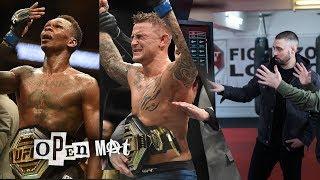 Dan Hardy's Open Mat: UFC 236, Holloway vs Poirier, Gastelum vs Adesanya - Full episode