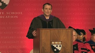 Video Lead With Grace: Dean James Ryan's 2017 Commencement Address download MP3, 3GP, MP4, WEBM, AVI, FLV Agustus 2018
