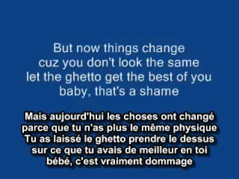 2Pac - Wonda Why They Call U Bitch stfr vostfr traduction C.S. français