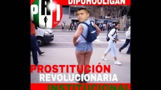 Christian Vargas alias el Dipuhooligan entre los 10 más corruptos de México