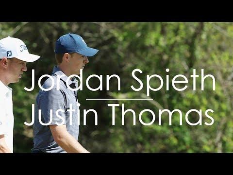 Justin Thomas Swing vs Jordan Spieth Swing