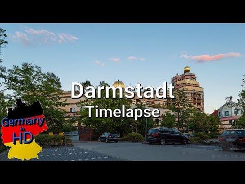 Darmstadt Timelapse in 4k [Germanyinhd.de]