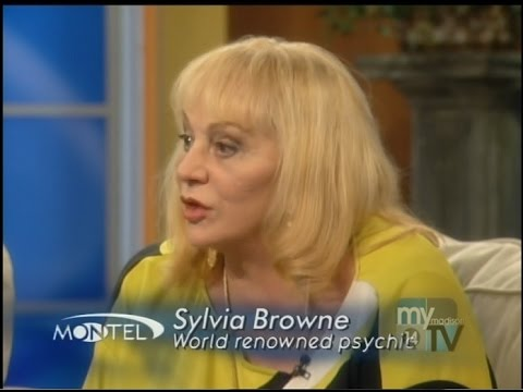 Sylvia Browne on Montel Williams Finalle Week