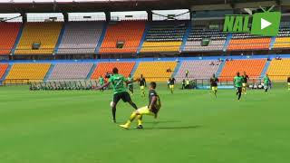 Partido amistoso Atlético Nacional vs Leones