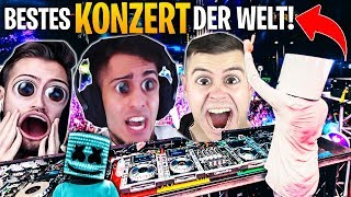 THE PASSIERTE on GEILSTES KONZERT of the WORLD .. in FORTNITE