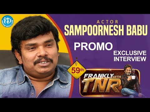 Next In Frankly With TNR #59 || Talking Movies with iDream