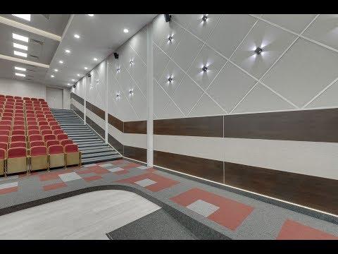 Акустические плиты Akustline  Акустические панели для стен и потолка. Аналог панелей экофон