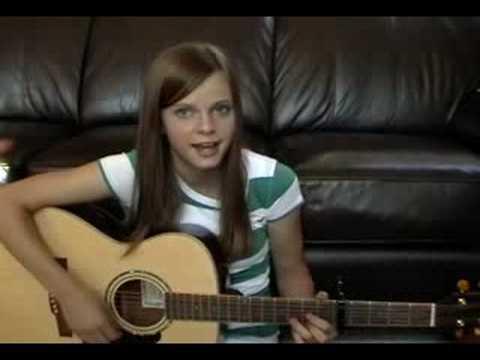 Me singing One Step at a Time  Jordin Sparks