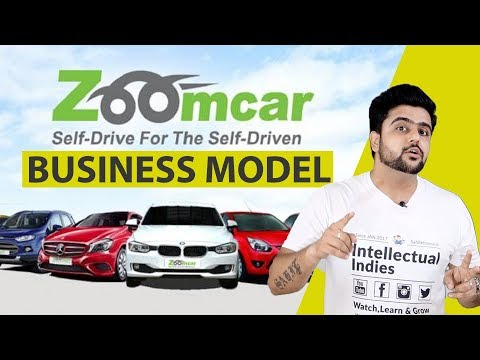 ZoomCar Business Model | Case Study