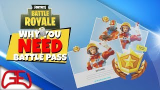 Why you NEED the Battle Pass | Fortnite