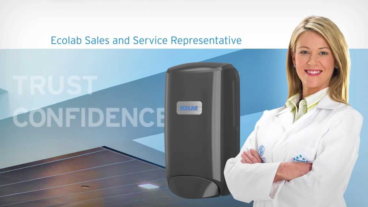 Ecolab Total Hand Hygiene System Featuring Nexa Dispeners Youtube