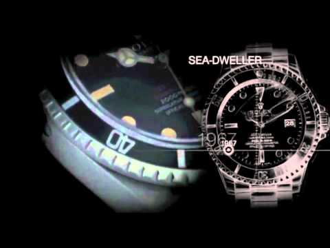 The history of Rolex
