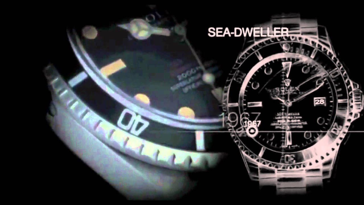 the history of rolex youtube