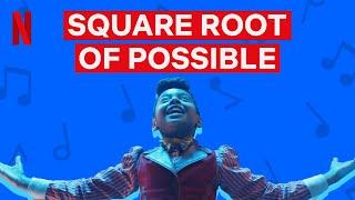 Square Root of Possible | Clipe Musical Uma Invenção de Natal | Versão em Português | Netflix Brasil