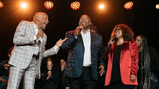 CeCe Winans, Marvin Winans, & Donnie McClurkin Live In Times Square | FULL CONCERT