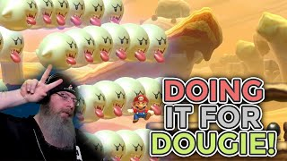 DOING IT FOR DOUGIE! | Super Mario Maker 2 - Expert No Skip Challenge with Oshikorosu [4]