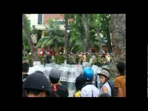 Bạo Động Tại Bắc Giang - 25/7/2010 (Phần 1)