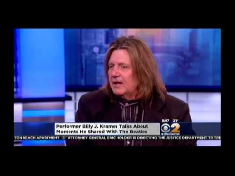 Billy J. Kramer on CBS Good Morning January 2014